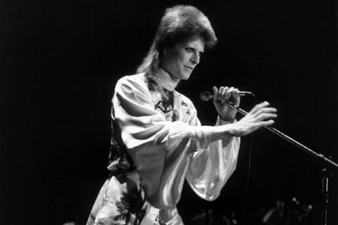 David Bowie's last ever song has been discovered