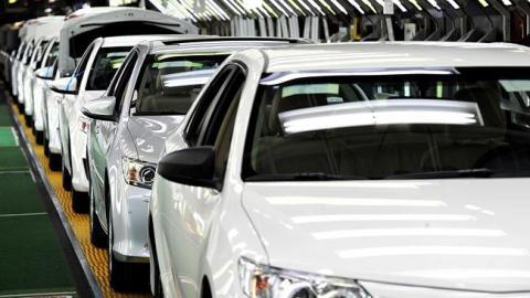 Toyota leads U.S. auto reliability survey