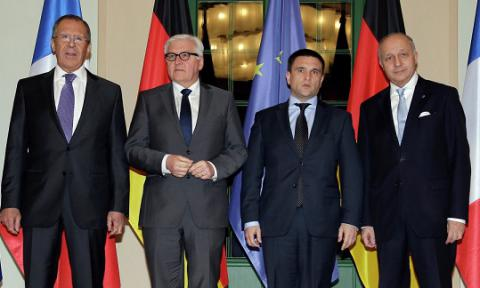 'Normandy Four' foreign ministers meeting may be held in end of Nov
