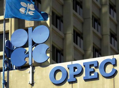 OPEC is on a two-day meeting in Vienna