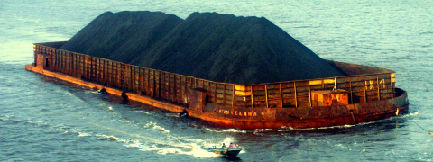 Indonesia partially canceled moratorium on coal shipment to the Philippines