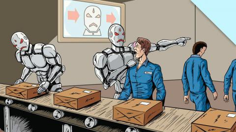 Smart Machines Will Eat Jobs
