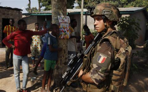 France ends its military mission in CAR