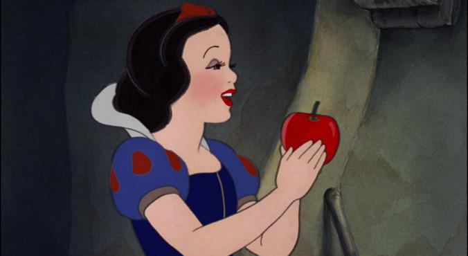 snow white story in english pdf