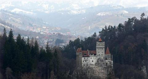 Dracula's castle opened its doors after 70 years for overnight guests