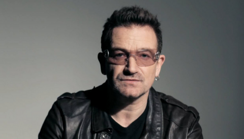 Bono on the Glamour Women of the year list