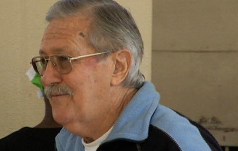 South African apartheid killer dies in hospital