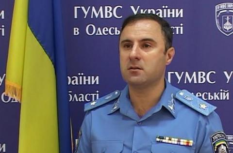 Odesa regional police chief resigns - National Police of Ukraine