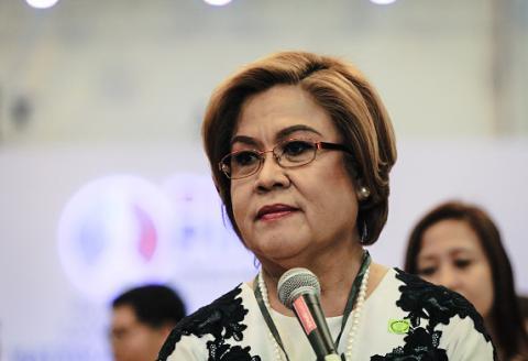 Philippine bureau of investigation files charges against main Duterte critic