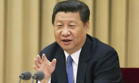 China's President vowed against separatism moves