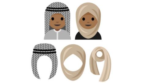 New emojis such as a hijab-wearing woman, yoga practitioners and more coming on smartphones next year