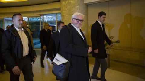 Steinmeier visits Turkey to promote press freedom