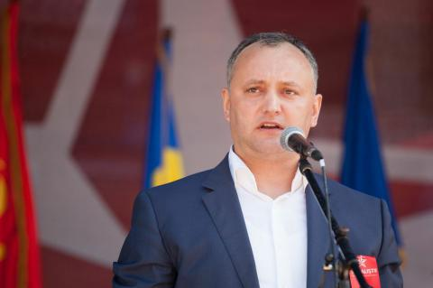 Moldova's president-elect promises to maintain ties with EU
