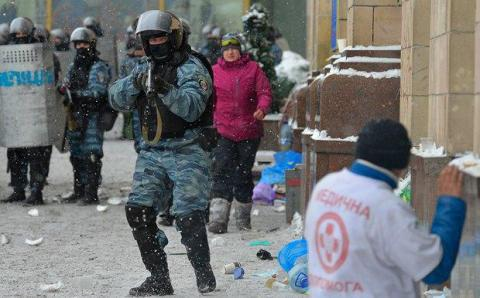 Additional info on Maidan cases found - ICC
