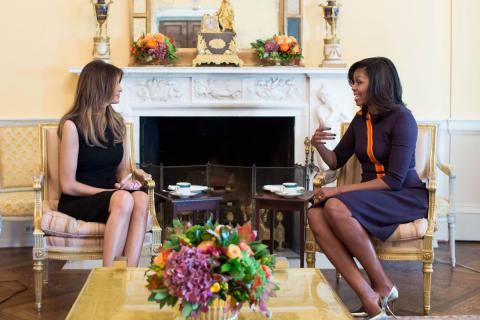 Mayor resigns after racist post over Michelle Obama