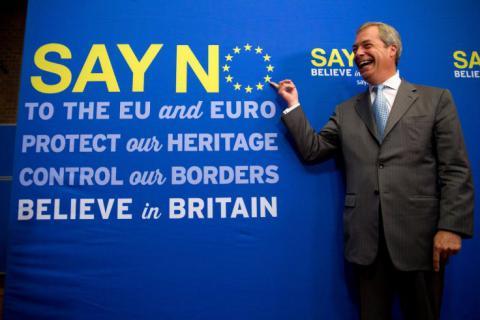 UKIP misspent EU money on Brexit campaign