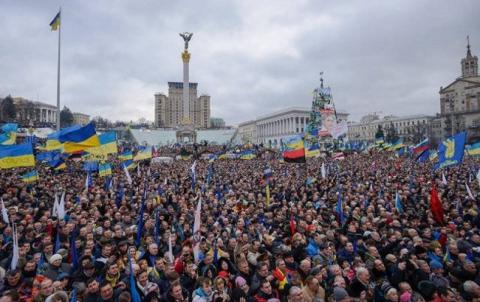 Ukraine celebrates Day of Dignity and Freedom