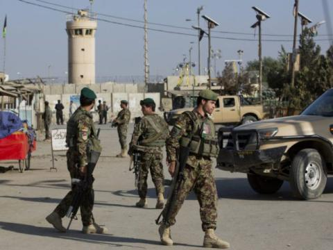 Suicide bomber kills at least 27 at Shi'ite mosque in Kabul