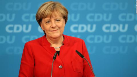 Merkel to run for fourth term for Chancellor