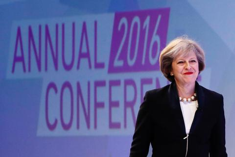 UK May's tips to spur business