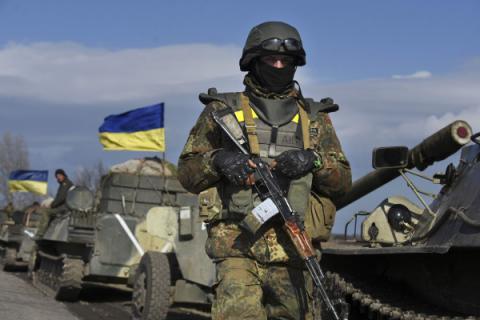 2 Ukrainian servicemen  injured in Donbas - Defense Ministry
