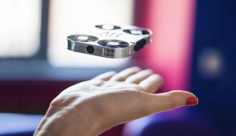 AirSelfie drone is a dream come true for selfie enthusiasts