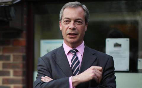 Britain rejected Trump's proposal for Farage as ambassador to the US