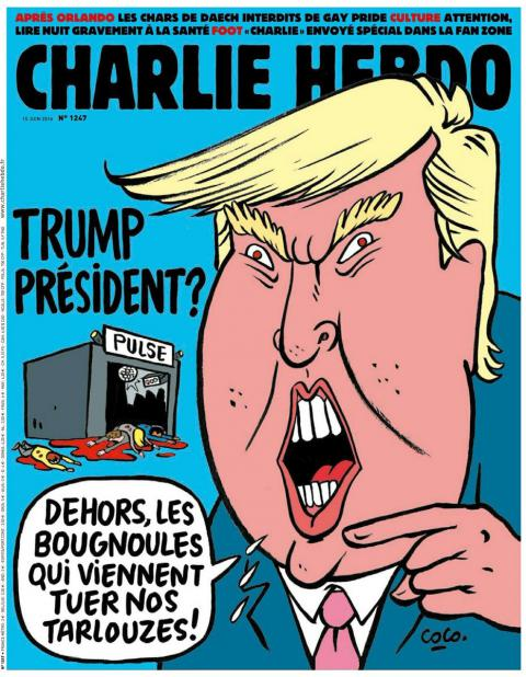 Germany to have Charlie Hebdo