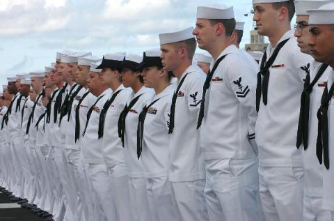 Hackers stole personal data belonging to more than 130,000 US Navy sailors