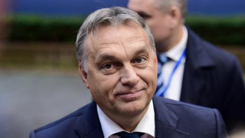 Hungary's Orban expects relations improvement between US and Hungary with Trump as President