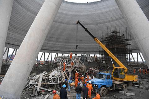 China arrests 13  over deadly power plant accident