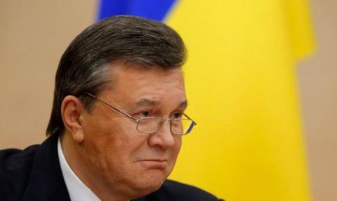 "Ukraine's Prosecutor General says Yanukovych questioning is PR-move to claim ""illegitimate Kyiv junta"""