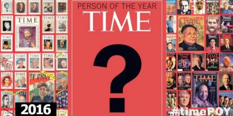 Time 'Person Of The Year' Poll Underway