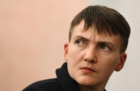 Nadiya Savchenko to start independent political career