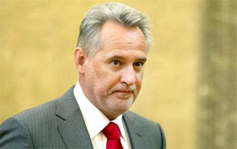 Spain puts Ukrainian businessman Firtash on wanted list, charges with money laundering
