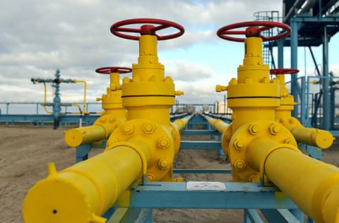 Ukraine opens gas market to European suppliers, signs first thee deals