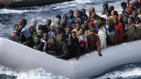 Record in migrants' arrivings from North Africa in Italy
