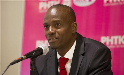 Businessman Jovenel Moïse wins Haiti's presidential election