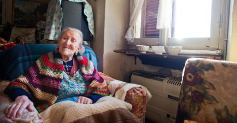 World's oldest living person marks 117th birthday