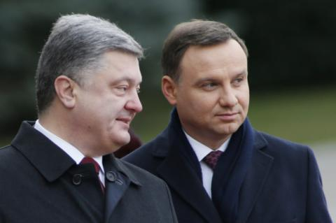 Poland, Ukraine want to accelerate European gas pipeline