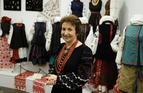 Ukrainian ethno collector launched museum of authentic showpieces in Lviv