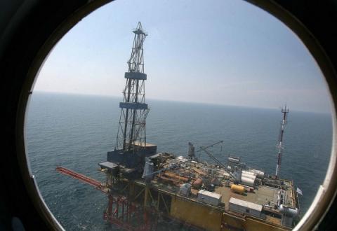 Russia's drilling in Ukraine's maritime zone - Ukrainian border service