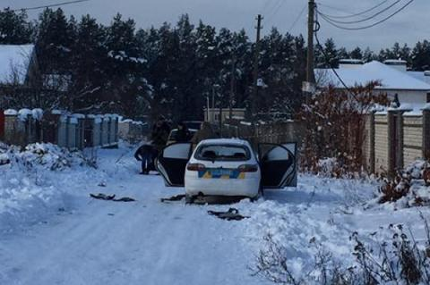 5 Ukrainian law-enforcement officers killed in blue-on-blue shooting during raid near Kyiv