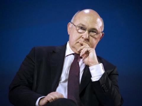 Sapin: Greece should get short-term debt help