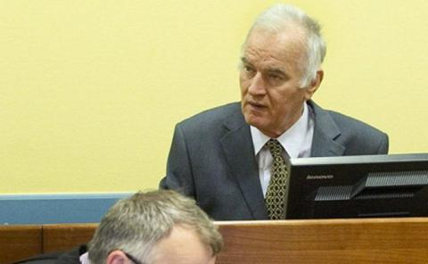 Bosnian Serb commander Mladic orchestrate the Srebrenica killings: prosecutors