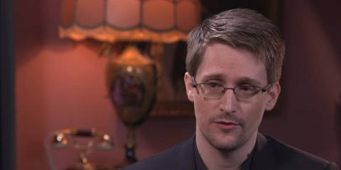 "Edward Snowden: ""Russia doesn't own me"""