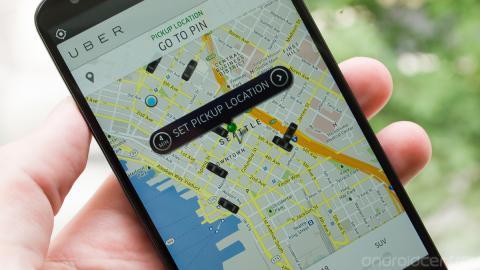 Uber app update allows Uber to track you five minutes after drop-off