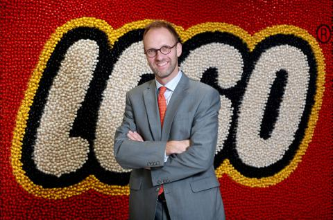 Lego to appoint first foreign CEO