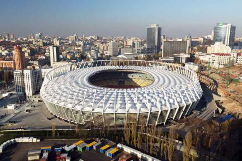Fans stabbed in Kyiv before Champions League match