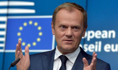 Tusk: EU credibility at risk because of Ukraine visa wrangle